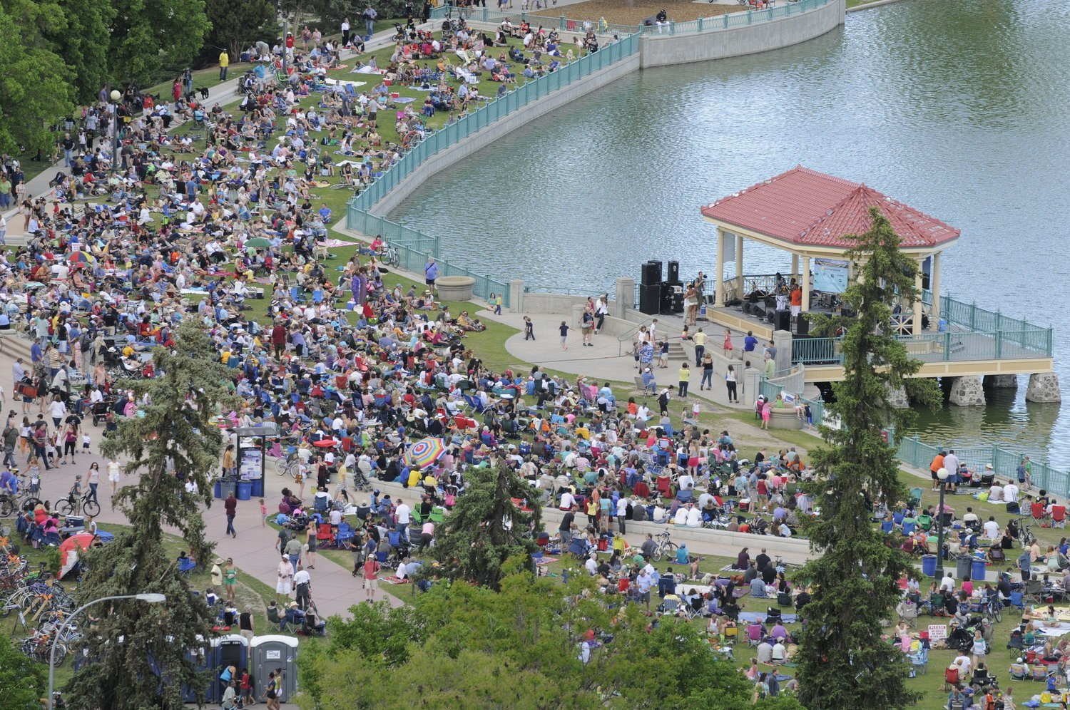 Live Music Is Coming to Denver with the Return of City Park Jazz This Summer
